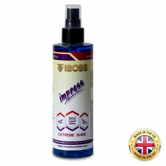 Impress - Κεραμικό sealer με Carnauba & Montan wax